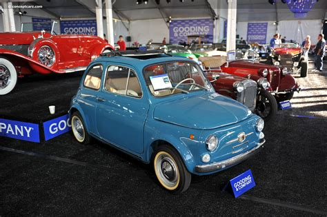 fiat 500 history 1965 fiat 500 pictures history value research news