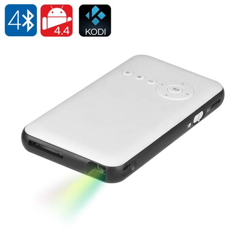 Proyektor Mini Proyektor Mini wholesale android 4 4 mini dlp projector from china