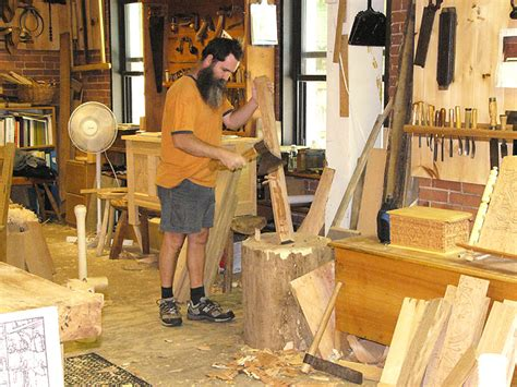 woodworking demonstrations plimouth plantation massachusetts travel photos by