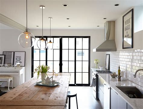 kitchen pendant lights island in the clear diy i home home kitchen