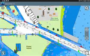aqua map usa marine gps android apps on play