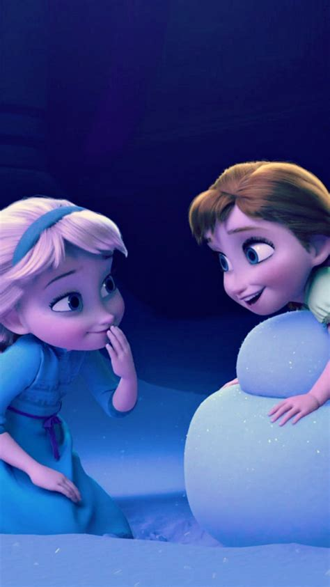 film elsa dan anna bahasa indonesia frozen elsa and anna phone wallpaper frozen photo
