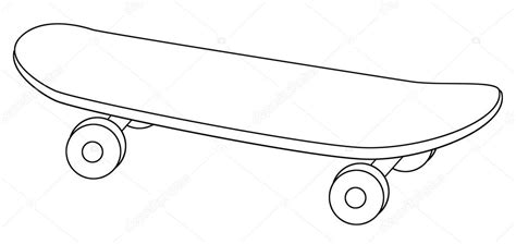 Easy Coloring Page Skateboard Deck Coloring Pages Skateboard Coloring Pages
