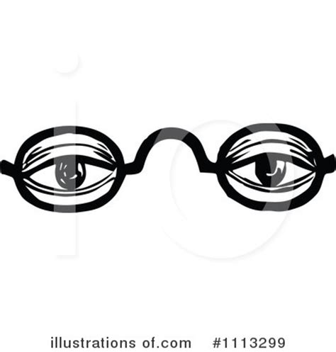 chagne glass svg spectacle clip art