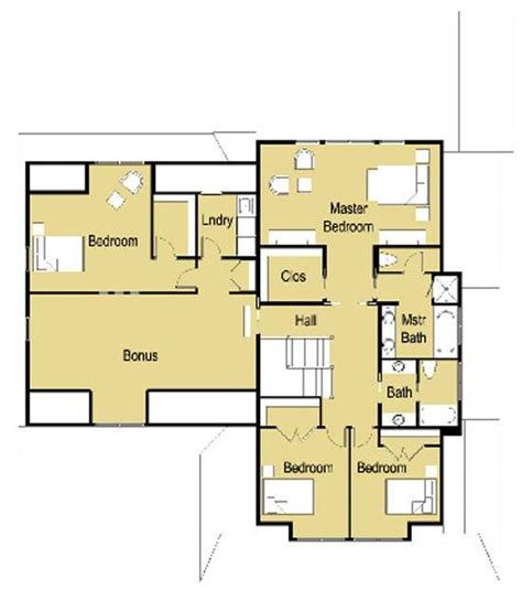contemporary floor plans modern house plans modern house design floor plans