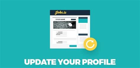 how updating your ie profile can help you land your