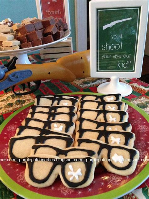 a christmas story christmas holiday party ideas photo 3