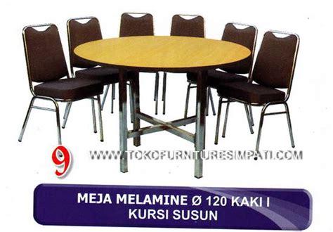 Meja Makan Polaris meja makan kayu minimalis harga murah