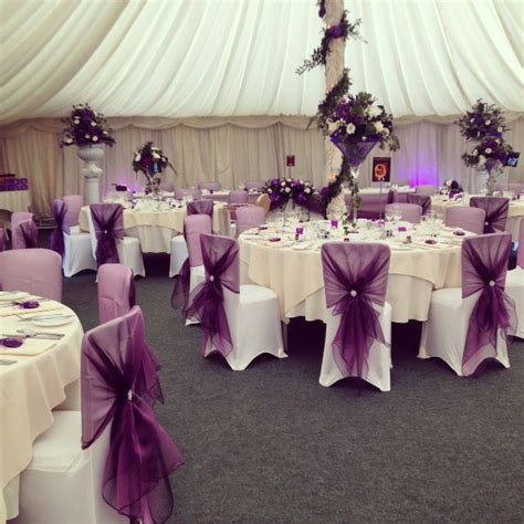 on trend wedding ideas for chair covers and sashes we have