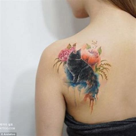 cat tattoo artist uk silo tattoos incredible body art masterpieces that look