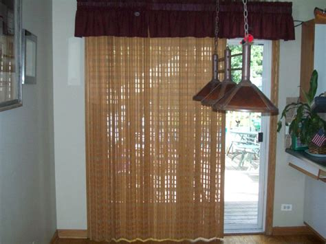 Window Treatment For Patio Door Six Window Treatments For Sliding Glass Doors Building Moxie