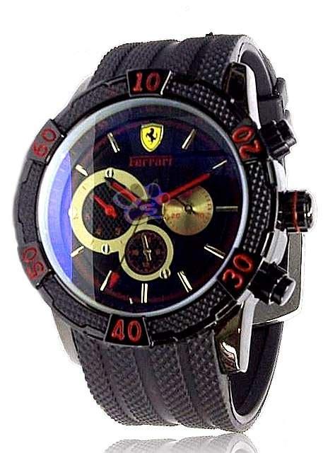 Jam G Ci Bulat Black otomatis jam tangan grosir murah