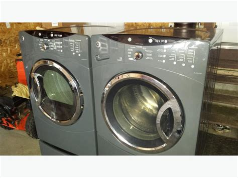 Pedestal For Ge Washer And Dryer ge front load washer and dryer with pedestals