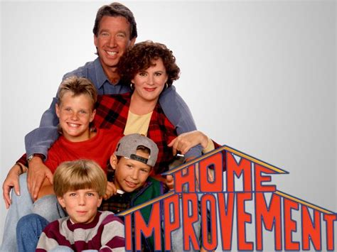 home improvement cast of the american television sitcom