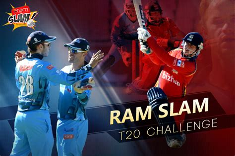 Ram Sulam ram slam t20 2015 live scorecard