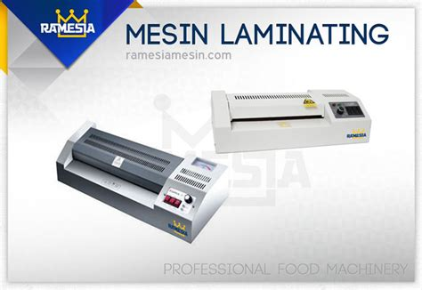 Mesin Laminating Thermal mesin laminating mesin laminasi dokumen ramesia mesin
