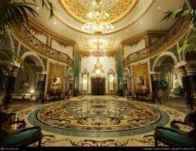the interior of the king of saudi arabia s palace