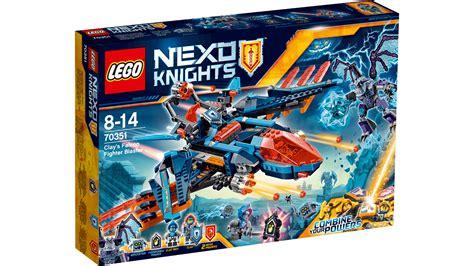 Lego Nexo Knights 70351 Clays Falcon Fighter Blaster 70351 clay s falcon fighter blaster products nexo knights lego