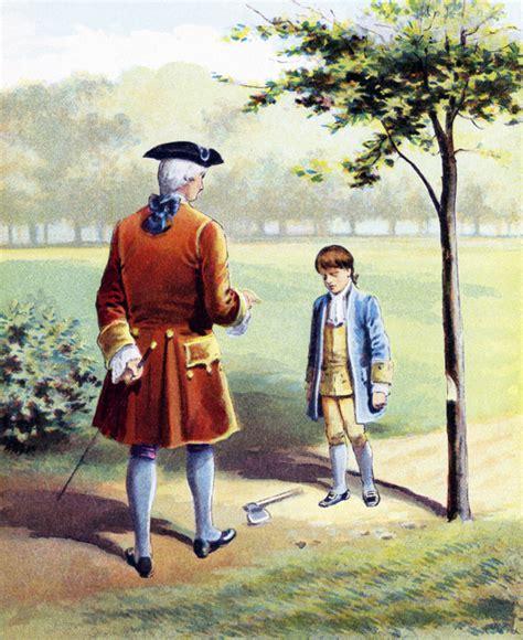 cherry tree president 14 myths about america world tv