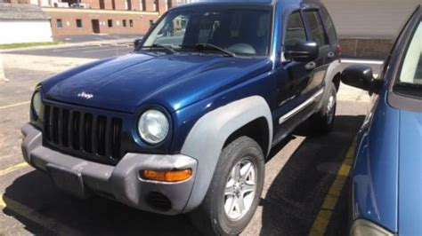2002 Jeep Liberty Battery Purchase Used 2006 Jeep Liberty Limited Sport Utility 4