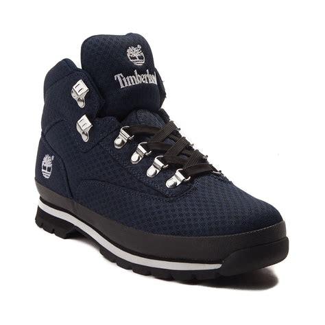 Timberland Blue mens timberland mesh hiker boot blue 531671