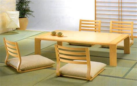 Japanese Dining Room Furniture Traditional Japanese Dining Room Furniture