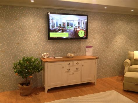 Living Room Wallpaper B Q Getting The Anglian Orangery Look To Be Home