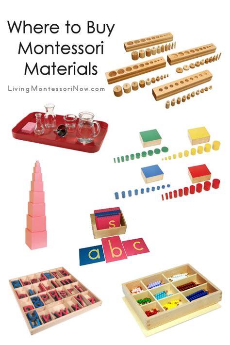 montessori sale where to buy montessori materials