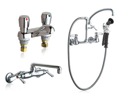 chicago faucet shoppe commercial residential taps parts