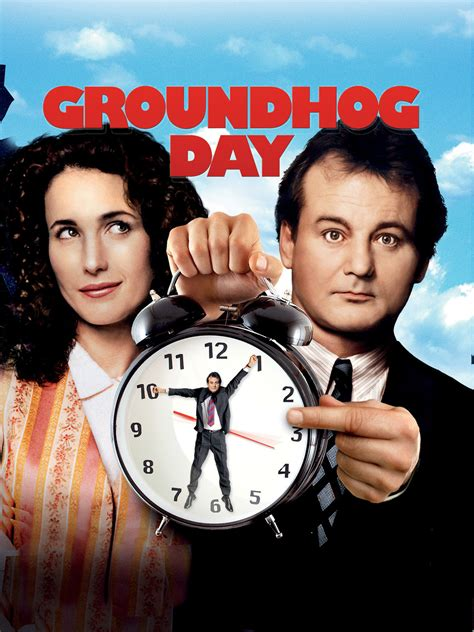 groundhog day dvd groundhog day tv listings and schedule tvguide