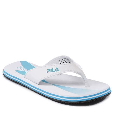 white house shoes fila shades white slippers buy women s slippers flip flops snapdeal