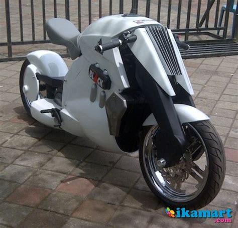 Bengkel Modif Byson Di Surabaya by Jual Yamaha Xeon 2010 Modif A La Biplane Motor