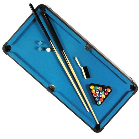 sharp shooter 40 inch table top billiards pool table