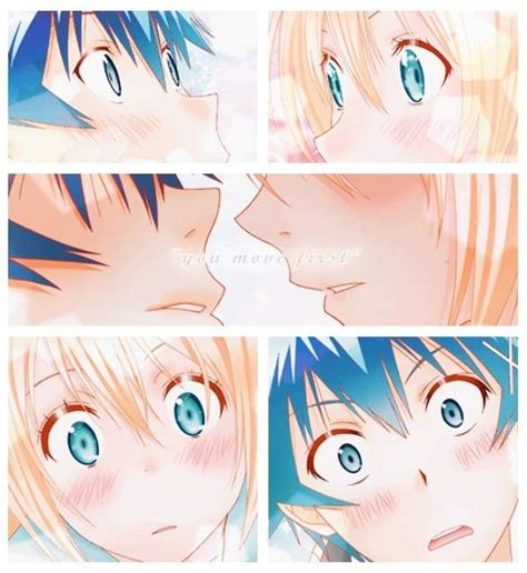 Heart Pattern Chitoge Kirisaki | chitoge kirisaki anime amino