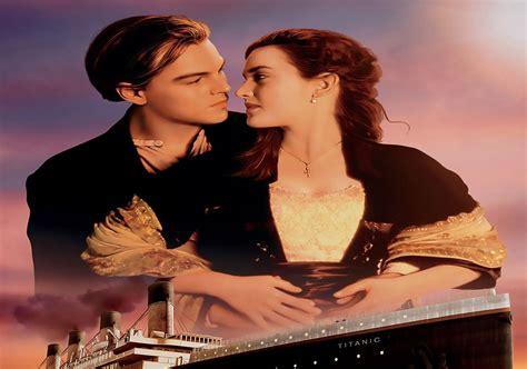 film titanic romantis titanic movie love romance scene steemit
