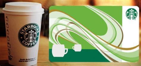 Starbucks Gift Card Rewards - 15 starbucks gift card for 750 huggies rewards points
