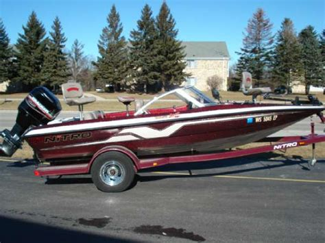 nitro boats utah used nitro boats for sale in united states 5 boats