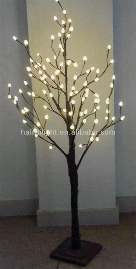 96l warm led pussy willow led tree light baby eris