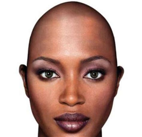 hair salons for black females with alopecia in chicago image gallery naomi cbell bald