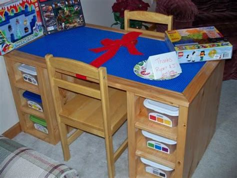 diy wood lego table 28 lego tables with storage we spaceships and laser beams
