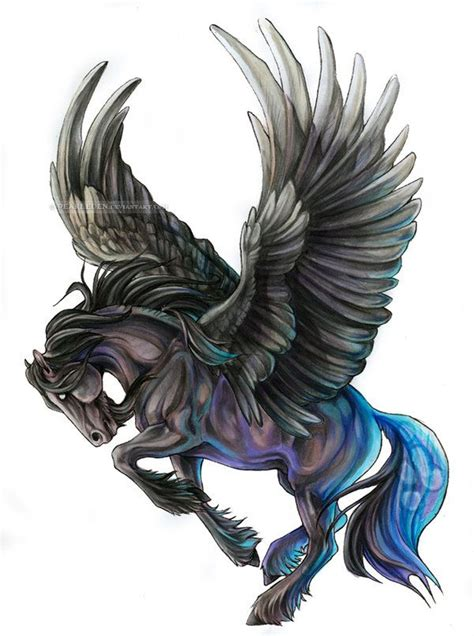 tattoo cream pegasus 144 best images about unicorns and pegasus on pinterest