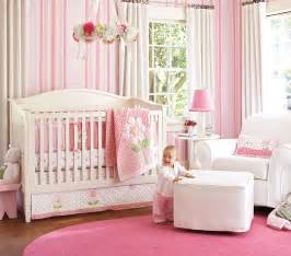 Cute Nursery Ideas Nice Pink Bedding For Pretty Baby Girl Nursery From
