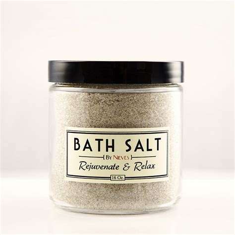 bathtub salts bath salt