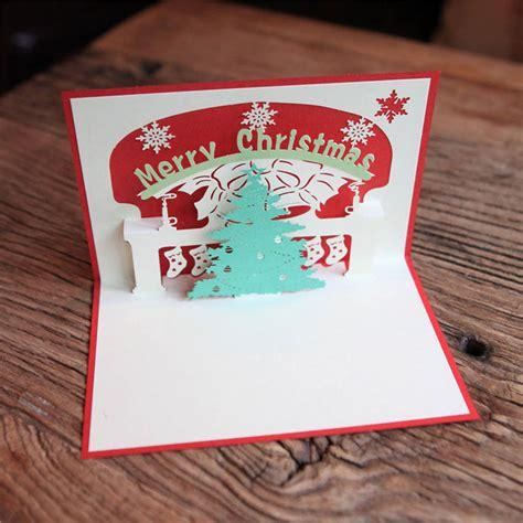 aliexpress buy happy new year greeting card 3d pop
