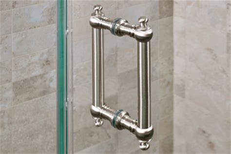 Glass Shower Door Handle by Shower Door Handles