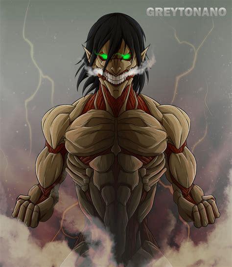 self eren from attack on titan titan form cosplay eren armored titan form by greytonano on deviantart
