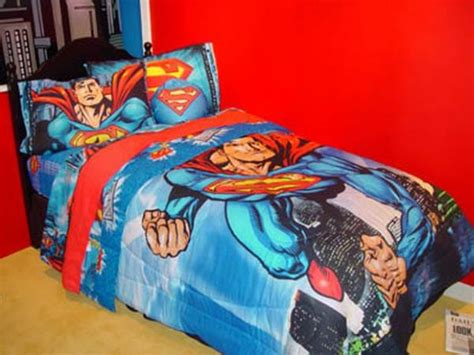 Superman Toddler Bed by Boys Bedding 28 Superheroes Inspired Sheets