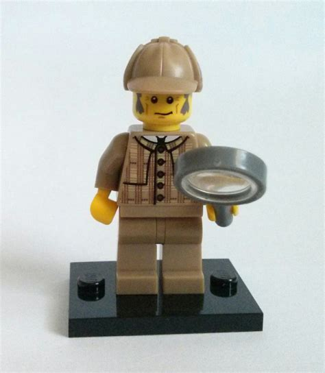 Lego Minifigures Series 5 Detective detective lego collectible minifigure series 5