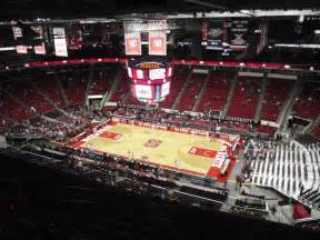 nc section pnc arena section 322 nc state basketball