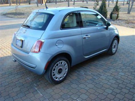 2013 fiat 500 pop hatchback purchase new 2013 fiat 500 pop hatchback 2 door 1 4l 6